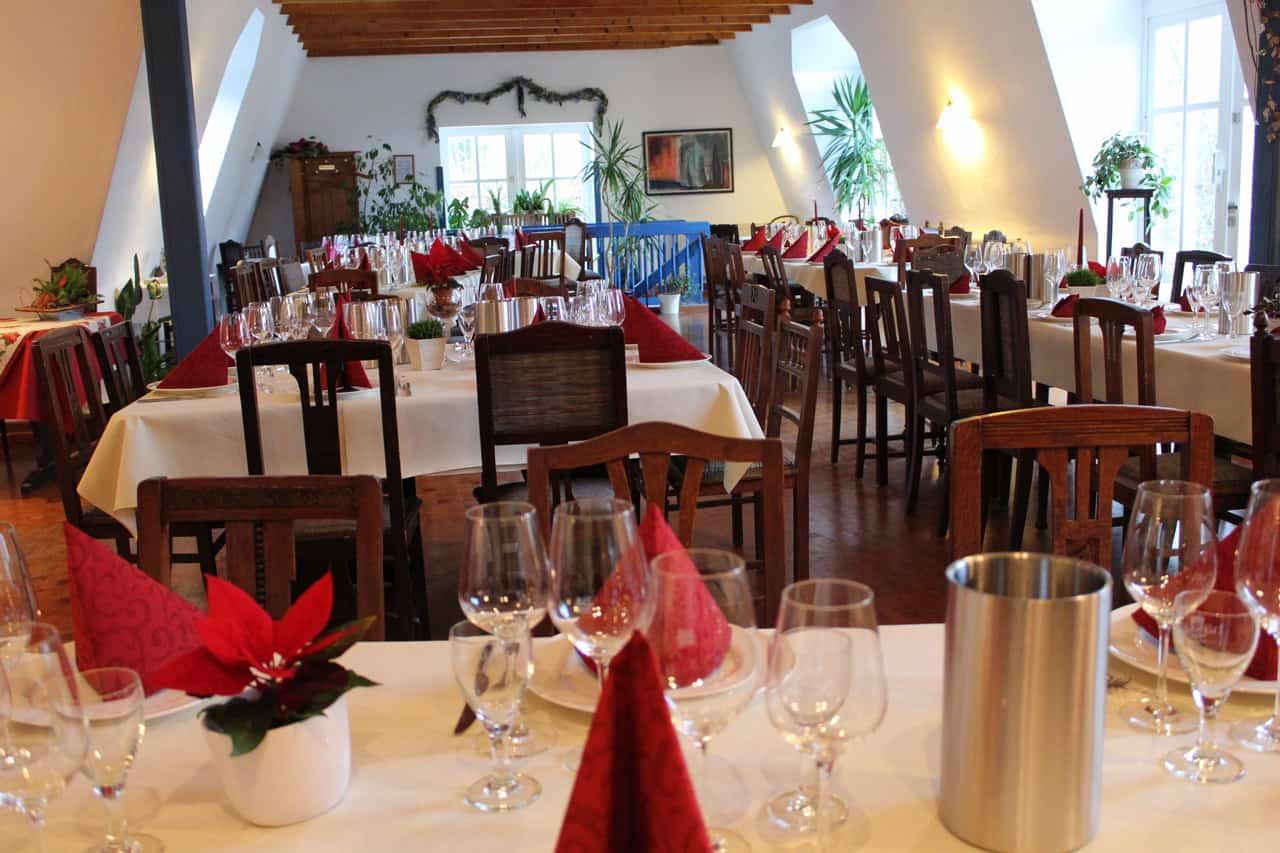 Feiern im Weingut