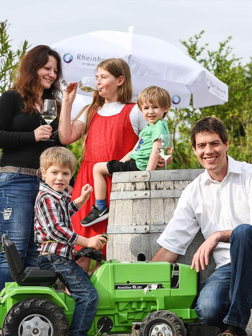 Familie Heise: Next Generation