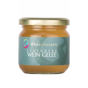Wein Gelee Scheurebe